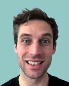 Portrait - Mr. Schreiber